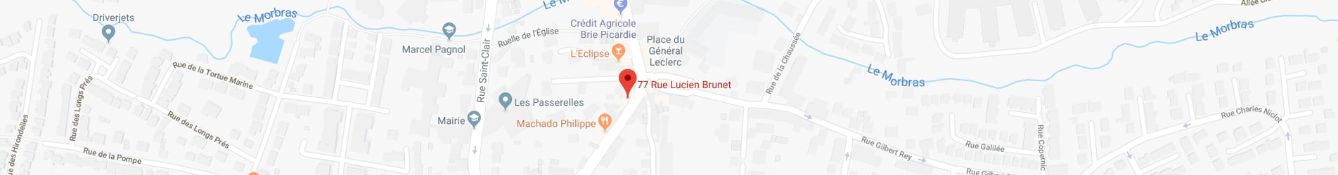 Map Acceuil